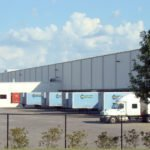commercial distribution center for office max